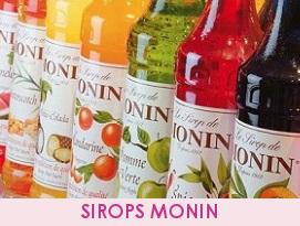 SIROPS MONIN