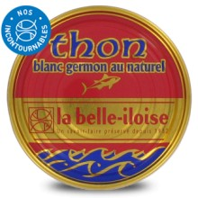 THON BLANC GERMON NATUREL 1/6