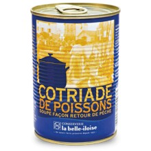 COTRIADE DE POISSONS