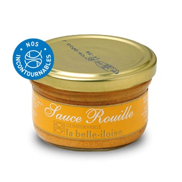 SAUCE ROUILLE NATURE OU PIMENT