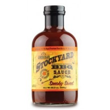 BBQ SAUCE STOCKYARD  (DOUCE)