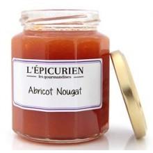 CONFITURE ABRICOT NOUGAT