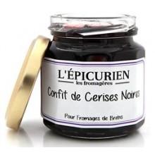 CONFIT DE CERISE NOIRE