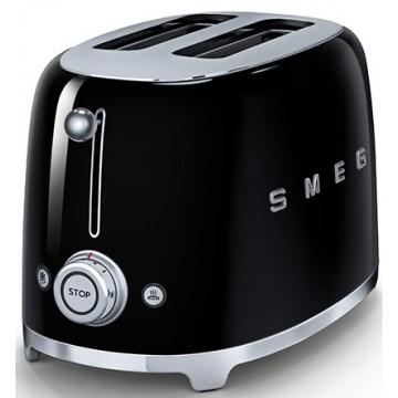 Toaster 2 tranches noir