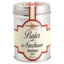BAIES DE SZECHUAN ROUGE
