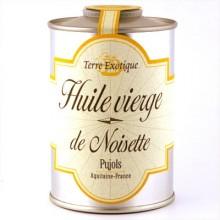 HUILE VIERGE DE NOISETTE FRANCE