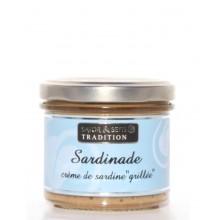 TARTINADES SARDINADE GRILLÉE